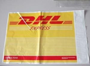 envelope plástico personalizado