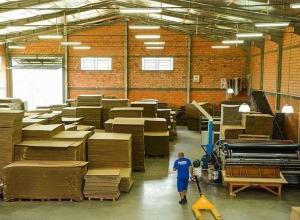 fábrica de embalagens