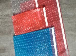 plástico bolha antiestático