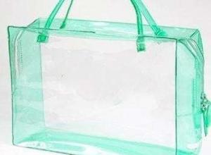 saco plástico com zíper