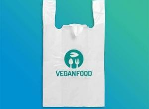 sacola de plástico
