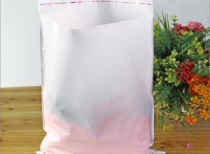 sacos plásticos branco leitoso