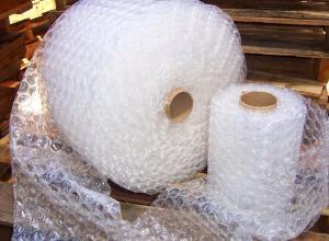 venda de plástico bolha
