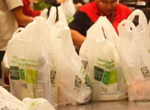 venda de sacolas plásticas